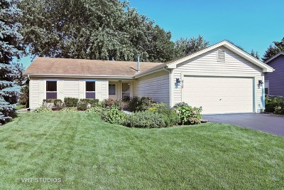 Algonquin Single Family Home Contingent: 610 Tanglewood Drive
