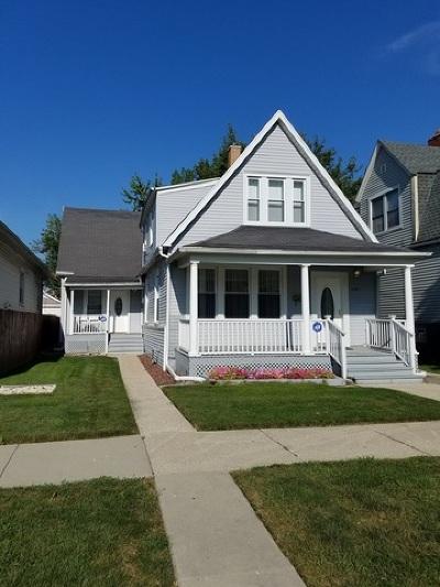 Oak Park Multi Family Home Contingent: 1181 South Humphrey Avenue