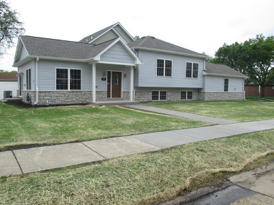 Lombard Single Family Home For Sale: 659 North Edgewood Lot #2 Avenue
