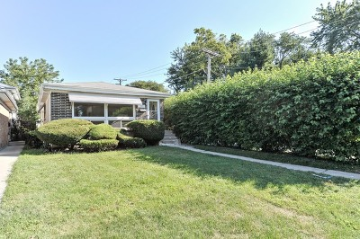 Skokie Single Family Home Price Change: 5222 Cleveland Street