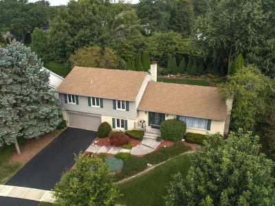 St. Charles Single Family Home Contingent: 522 Longmeadow Circle