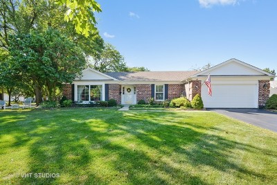 Naperville Single Family Home Contingent: 1518 Wedgefield Circle