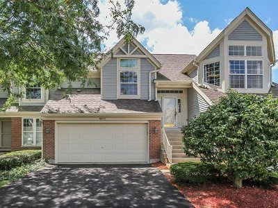 South Elgin Condo/Townhouse Contingent: 60 Ione Drive #C
