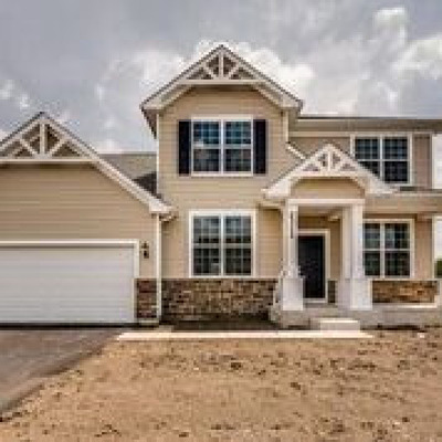 Aurora Single Family Home Price Change: 2312 Lundquist Drive