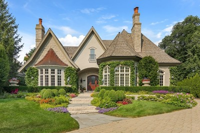 Hinsdale Single Family Home For Sale: 909 Cleveland Road