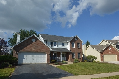 Naperville Single Family Home For Sale: 4020 Jersey Court