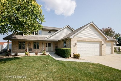 Tinley Park Single Family Home For Sale: 7908 172nd Street