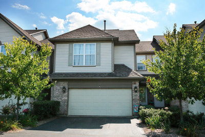 Hoffman Estates Condo/Townhouse Contingent: 5529 McDonough Road #5529
