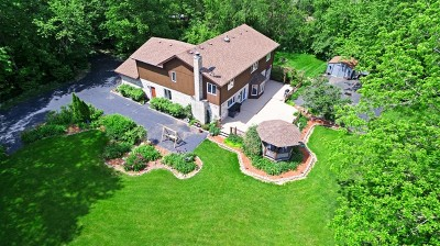 New Lenox Single Family Home Price Change: 825 Constitution Road