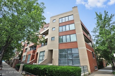Chicago Condo/Townhouse Price Change: 1500 West Grand Avenue #2W