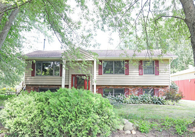 Woodstock IL Single Family Home Contingent: $279,500