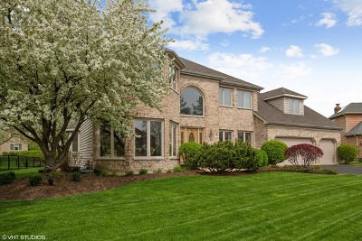 Naperville Single Family Home Contingent: 1425 Isleworth Court