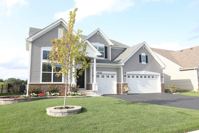Huntley IL Single Family Home Contingent: $349,900