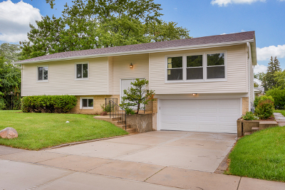 Hanover Park Single Family Home Price Change