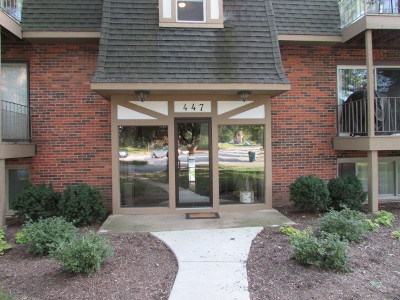 West Dundee Condo/Townhouse Contingent: 447 Cavalier Court #1-8