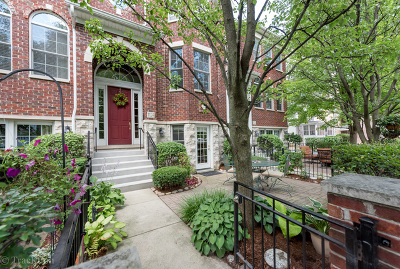 Downers Grove Condo/Townhouse Contingent: 1124 Curtiss Street