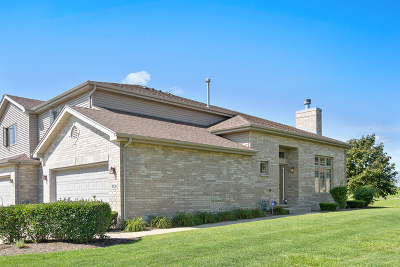 Tinley Park Condo/Townhouse Contingent: 18130 Bramlett Drive
