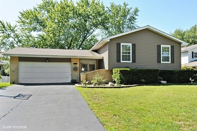 Darien Single Family Home For Sale: 605 69th Street