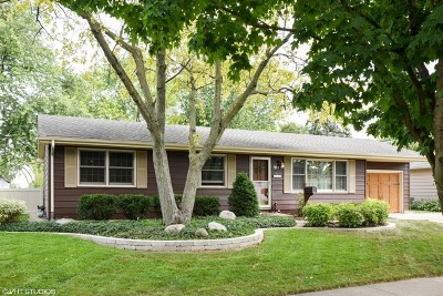 South Elgin Single Family Home Contingent: 161 Carla Drive
