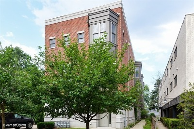 Skokie Condo/Townhouse For Sale: 8038 Floral Avenue