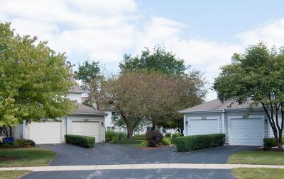 Naperville Condo/Townhouse For Sale: 922 Prospect Court #2101