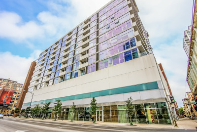 Chicago Condo/Townhouse For Sale: 630 North Franklin Street #1108