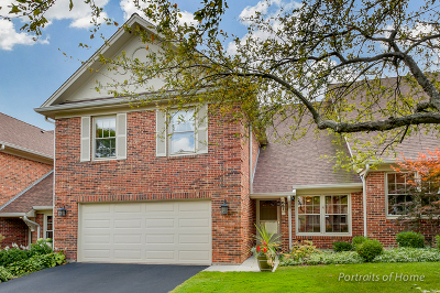 Glen Ellyn Condo/Townhouse Contingent: 857 West Driveway Circle