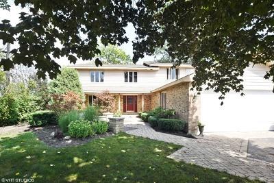 Lake Villa, Lindenhurst Single Family Home For Sale: 38015 North Peninsula Road