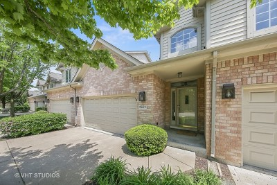 Western Springs Condo/Townhouse Contingent: 4829 Commonwealth Avenue