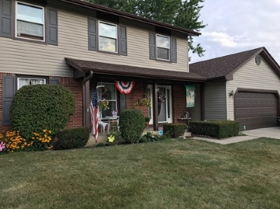 Single Family Home For Sale: 920 Wisconsin Lane