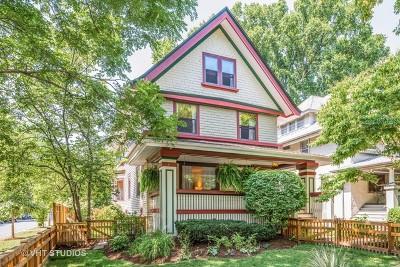 Oak Park Single Family Home For Sale: 303 North Grove Avenue