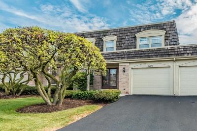 Oak Brook Condo/Townhouse For Sale: 19w034 Avenue Normandy E