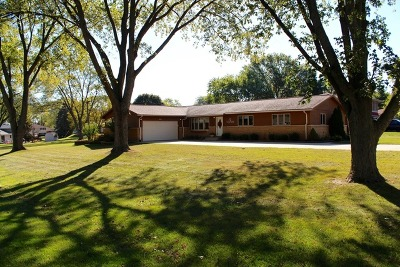 Tinley Park Single Family Home Contingent: 16401 Beverly Avenue