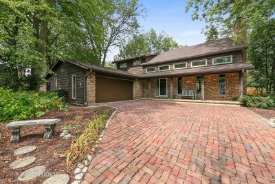 Downers Grove Single Family Home For Sale: 1524 Hillcrest Road