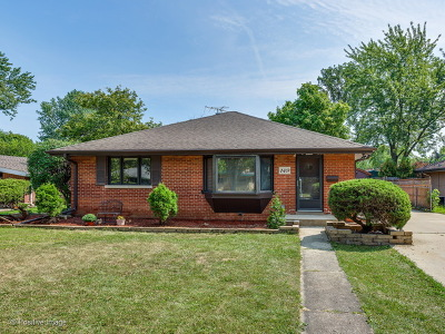 Bloomingdale Single Family Home Contingent: 149 South Prairie Avenue