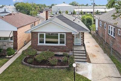 Chicago IL Single Family Home Re-activated: $184,900