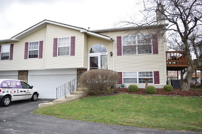 Frankfort Condo/Townhouse Contingent: 20256 South Frankfort Square Road