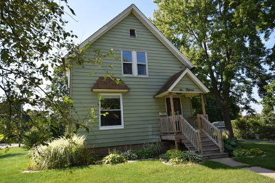 St. Charles Single Family Home Price Change: 615 Jefferson Avenue