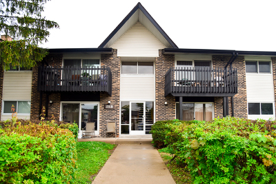 Willowbrook Condo/Townhouse For Sale: 25b Kingery Quarter #205