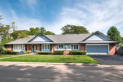 Western Springs Single Family Home Contingent: 5245 Grand Avenue