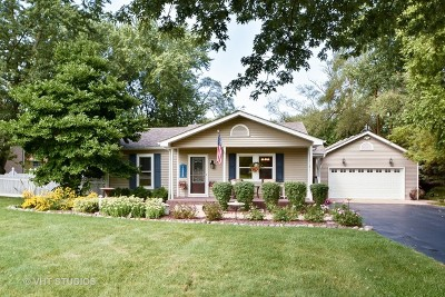 Mokena Single Family Home Contingent: 19328 116th Avenue