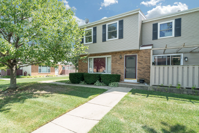 South Elgin Condo/Townhouse Contingent: 1113 Manchester Court #1113