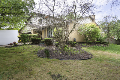 Oak Forest Single Family Home Contingent: 15300 Orchard Lane