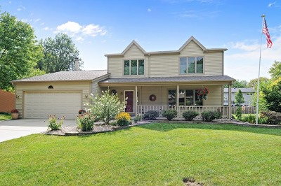 Woodridge Single Family Home For Sale: 6212 Stable Road