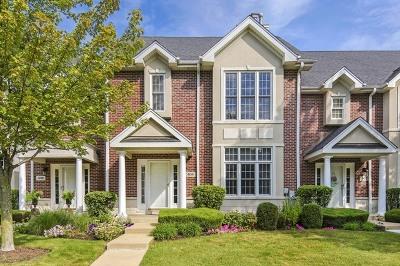 Clarendon Hills Condo/Townhouse For Sale: 404 Park Avenue