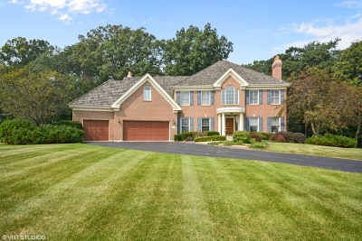 Elburn Single Family Home For Sale: 40w918 Campton Woods Drive