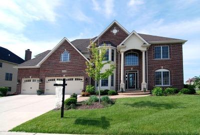 Plainfield Single Family Home For Sale: 27119 Thornwood Boulevard