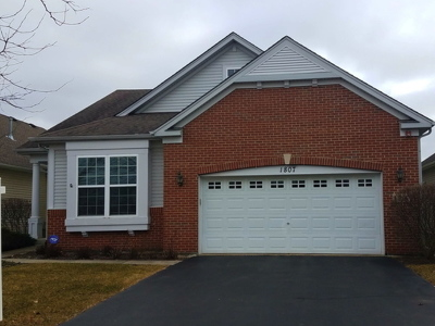 Hoffman Estates Single Family Home For Sale: 1807 Eton Drive