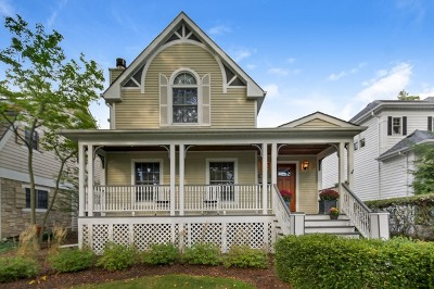 Hinsdale Single Family Home For Sale: 428 South Grant Street