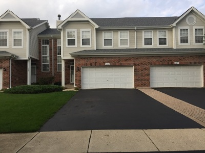 Burr Ridge Condo/Townhouse Contingent: 125 Chestnut Hills Circle